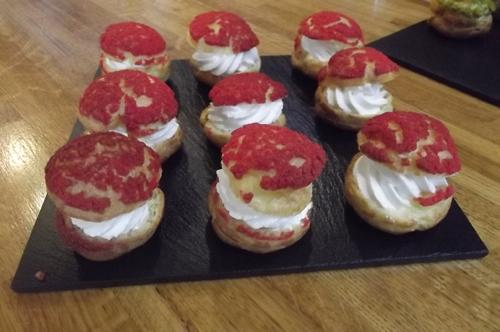 CHOUX CRAQUANTS CHANTILLY
